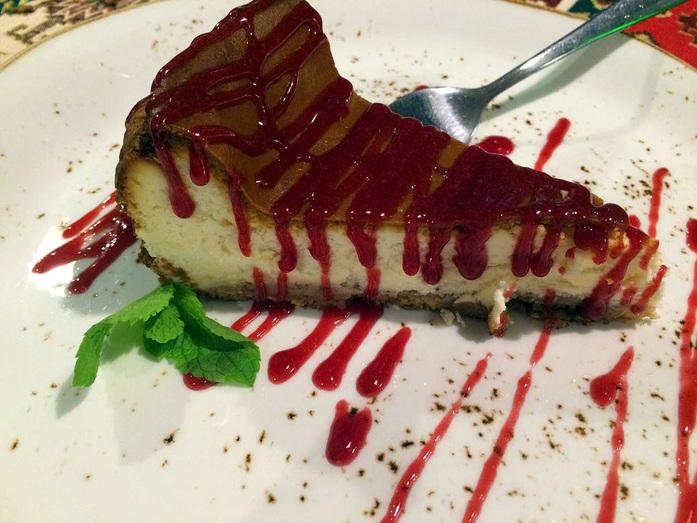 Ресторанная критика Якова Можаева: ресторан армянской кухни «Кинза и базилик» 22
