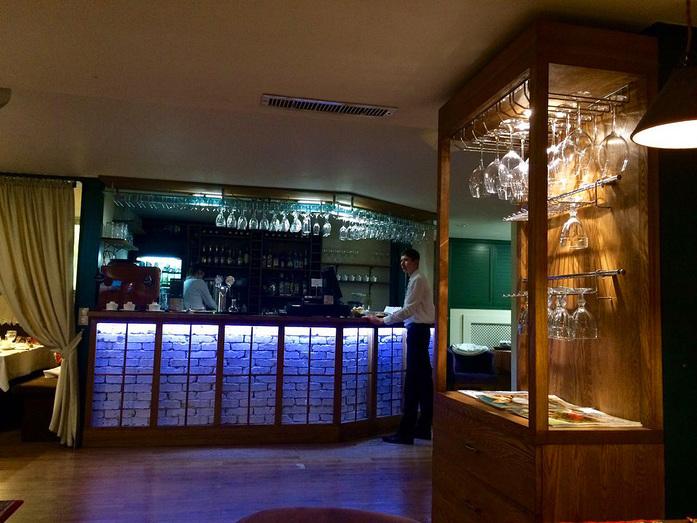 Ресторанная критика Якова Можаева: ресторан армянской кухни «Кинза и базилик» 3