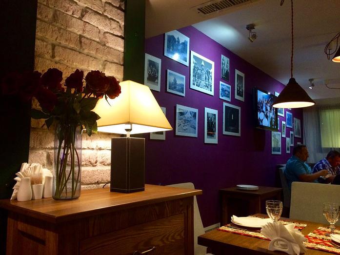 Ресторанная критика Якова Можаева: ресторан армянской кухни «Кинза и базилик» 5