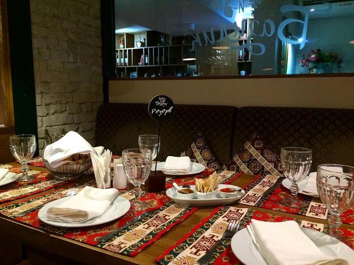 Ресторанная критика Якова Можаева: ресторан армянской кухни «Кинза и базилик» 7