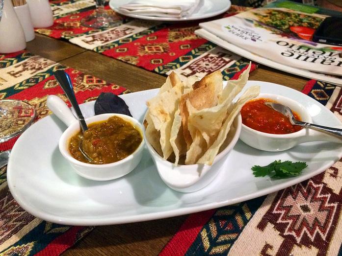 Ресторанная критика Якова Можаева: ресторан армянской кухни «Кинза и базилик» 24