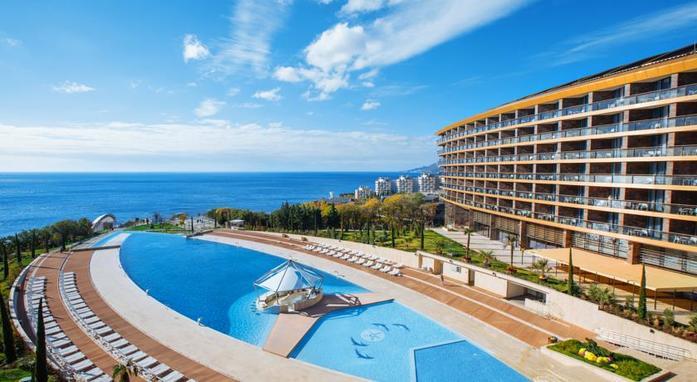 Крымский отель Mriya Resort & Spa эксперты признали лучшим в России и Европе 1