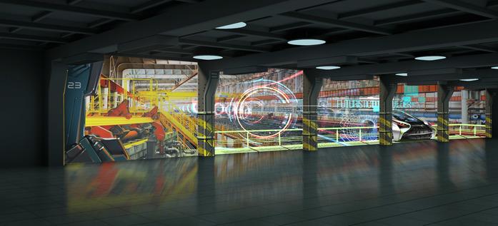 В Челябинске создается лабиринт промышленных проектов региона 1
