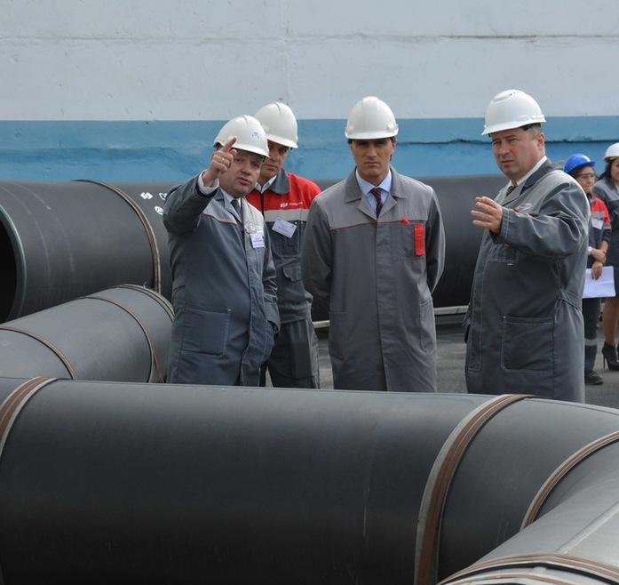 Завод «Трубодеталь» открыл новое производственное подразделение 1