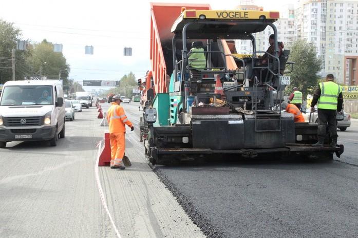 «Южуралмост» начал внедрять новые технологии в строительстве дорог 3