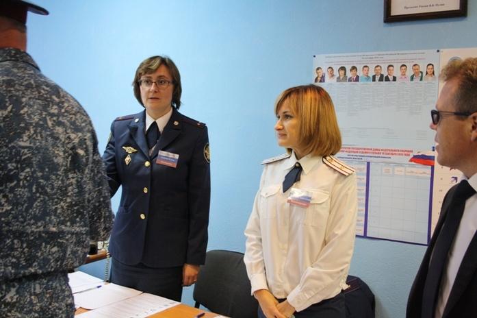 На нескольких избирательных участках Челябинска прошли проверки 2