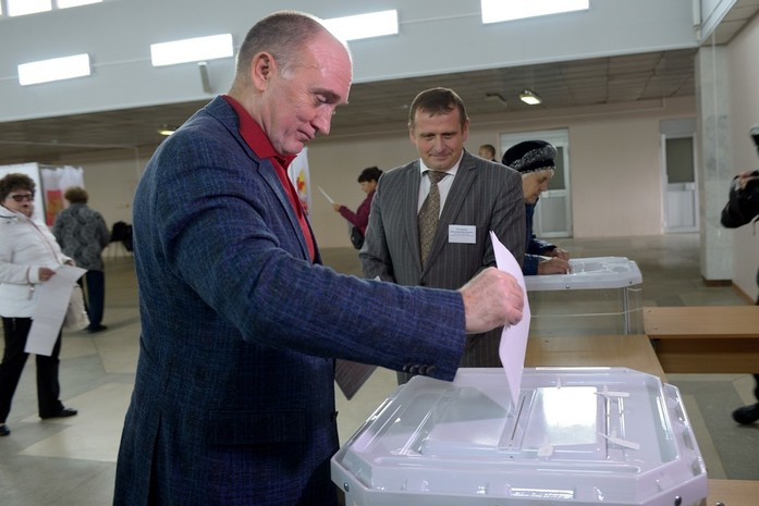 На нескольких избирательных участках Челябинска прошли проверки 4