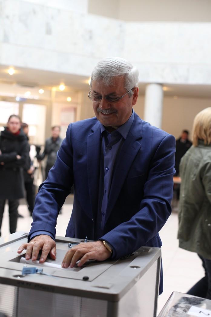 На нескольких избирательных участках Челябинска прошли проверки 7