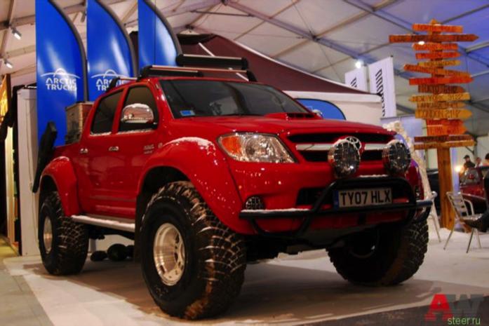 «На больших колесах»: как Илья Кангун запустил в России автобренд Arctic Trucks  1