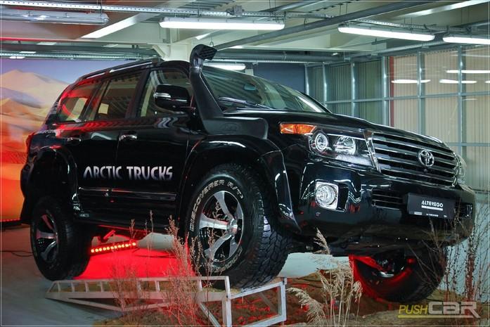 «На больших колесах»: как Илья Кангун запустил в России автобренд Arctic Trucks  5
