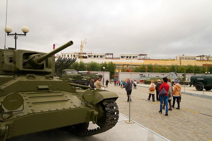 Когда наши танки въедут в Пышму. Зачем УГМК военный музей 8