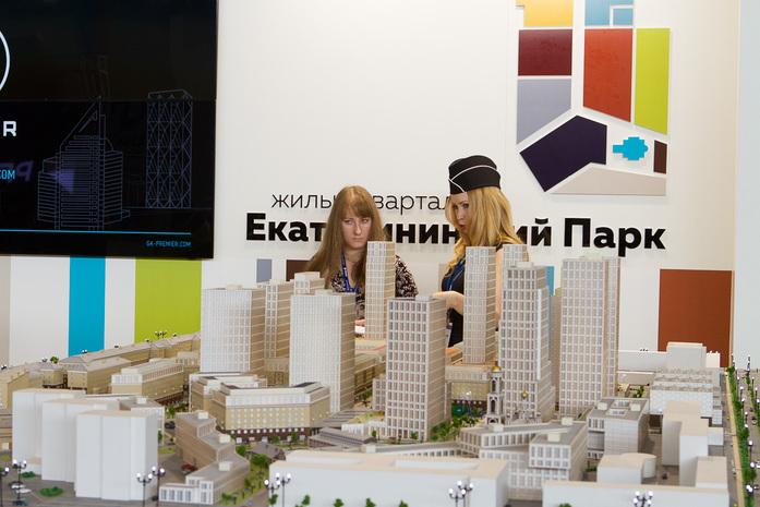 Архитектурное будущее Екатеринбурга в макетах / ФОТО 1