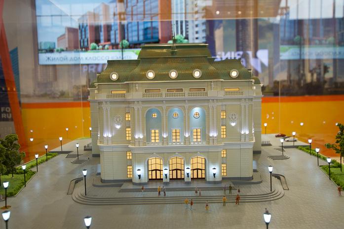 Архитектурное будущее Екатеринбурга в макетах / ФОТО 6