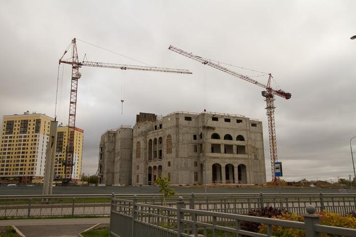 Архитектурное будущее Екатеринбурга в макетах / ФОТО 7