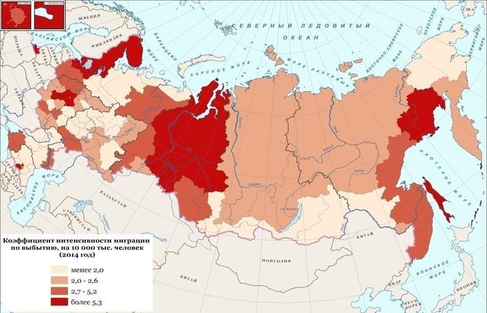 Почему официальная статистика в разы занижает количество людей, уезжающих из России 2