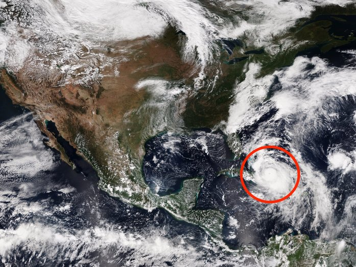Ураган Мэтью, последние новости: шторм приближается к Флориде 2