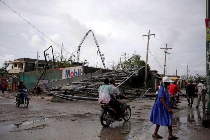 Ураган Мэтью, последние новости: шторм приближается к Флориде 3