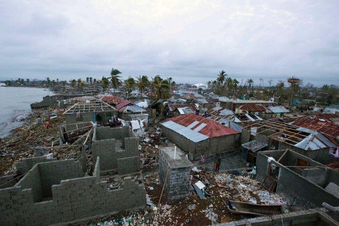 Ураган Мэтью, последние новости: шторм приближается к Флориде 4