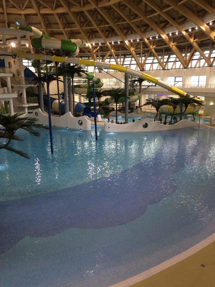 В Новосибирске открылся самый большой в России аквапарк 2