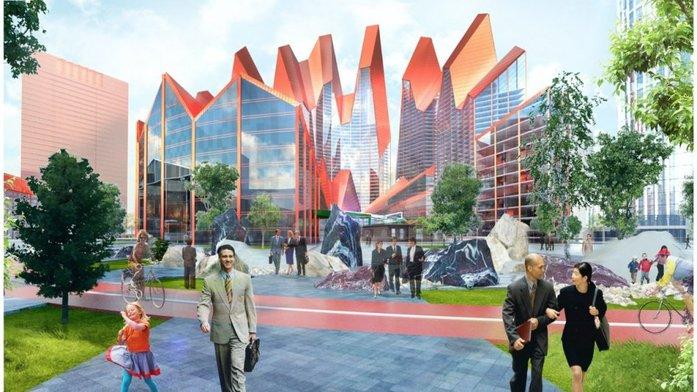 Подземные улицы, новый Екатеринбург-Сити и 75 тыс. евро за проект. Итоги 100+ Forum Russia 5
