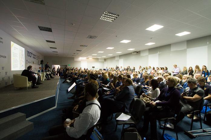 Подземные улицы, новый Екатеринбург-Сити и 75 тыс. евро за проект. Итоги 100+ Forum Russia 1
