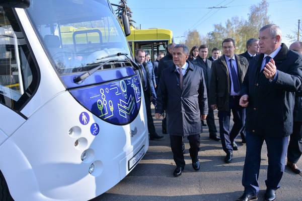 Белорусский завод намерен стать резидентом ТОР Набережных Челнов 1