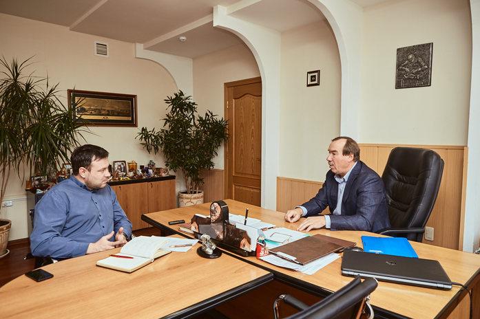 Владимир Денисенко, директор «Юничел»: «Бизнес — это лодка, которая плывет против течения» 1