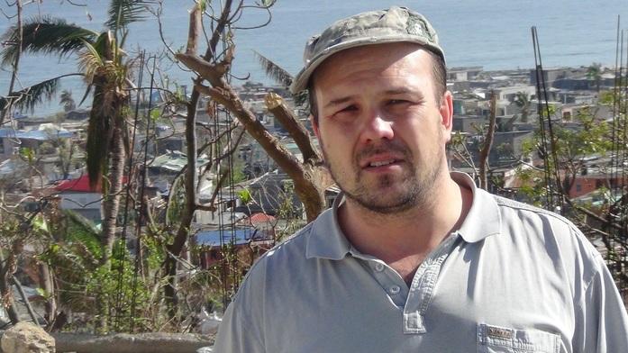 Путевые заметки из Грязьбурга: Евгений Ганеев — об аде на Земле, волонтерстве и ЧС в Гаити 1