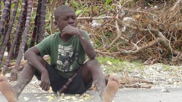 Путевые заметки из Грязьбурга: Евгений Ганеев — об аде на Земле, волонтерстве и ЧС в Гаити 3