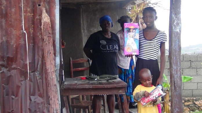 Путевые заметки из Грязьбурга: Евгений Ганеев — об аде на Земле, волонтерстве и ЧС в Гаити 7