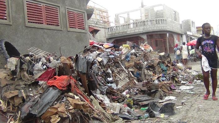 Путевые заметки из Грязьбурга: Евгений Ганеев — об аде на Земле, волонтерстве и ЧС в Гаити 8