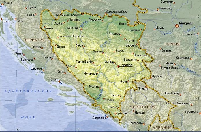Игорь Гришин: Босния может заменить Алтай, Саяны, Турцию и даже Грецию 1