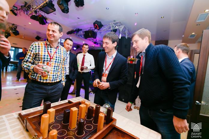 Компания «ЛАНИТ-СИБИРЬ» провела ежегодную конференцию IT-WEEKEND для партнеров и друзей 12