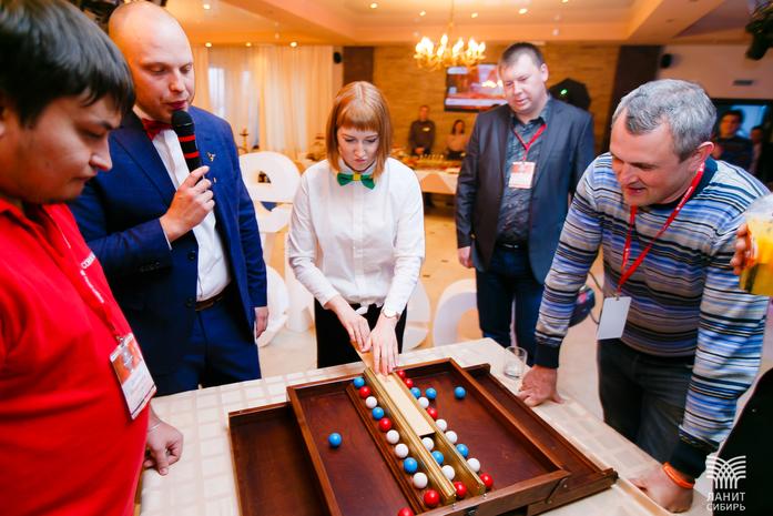 Компания «ЛАНИТ-СИБИРЬ» провела ежегодную конференцию IT-WEEKEND для партнеров и друзей 13