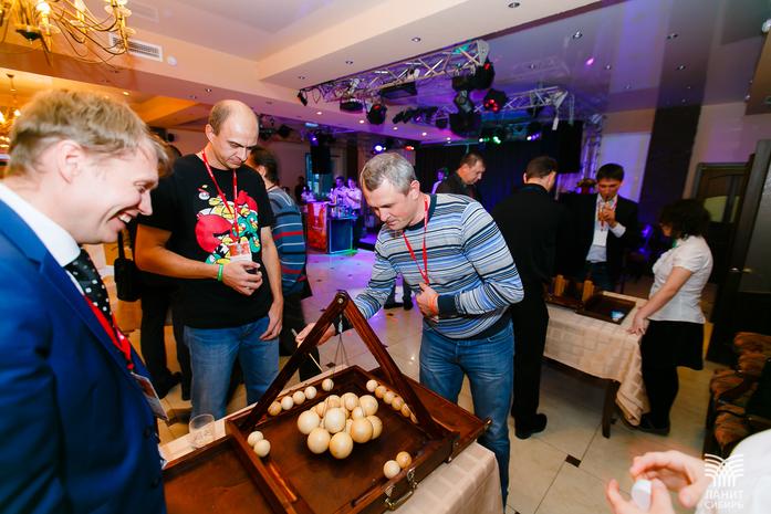 Компания «ЛАНИТ-СИБИРЬ» провела ежегодную конференцию IT-WEEKEND для партнеров и друзей 14
