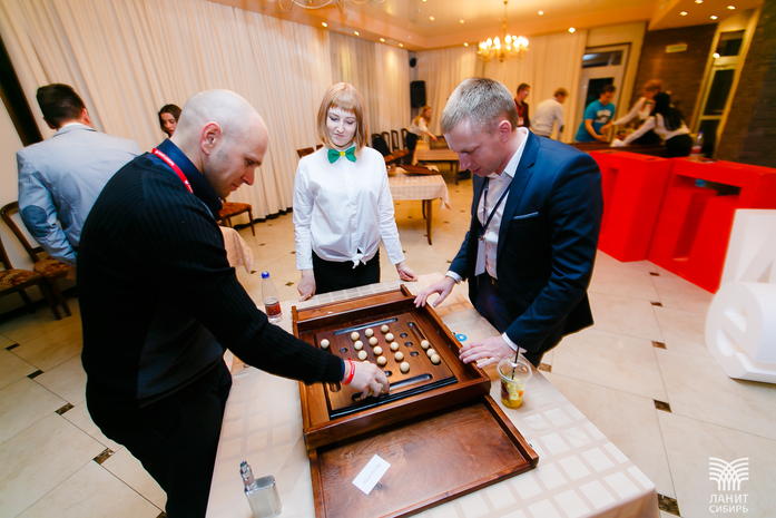 Компания «ЛАНИТ-СИБИРЬ» провела ежегодную конференцию IT-WEEKEND для партнеров и друзей 15