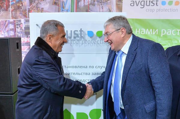 Грибы и гербициды: в Татарстане стартовало строительство двух новых заводов за 4,5 млрд 2