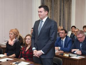 Комитет экономического развития Казани возглавил Артур Валиахметов 1