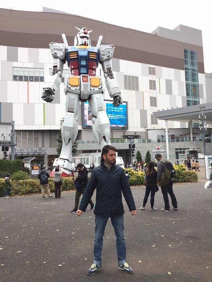 «Обидно как-то…». Михаил Фейгин — о поездке в Японию, японцах и непрерывных улучшениях  1