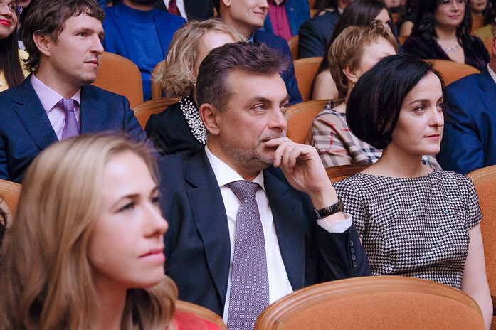 В Челябинске определен победитель премии «Человек года - 2016» 10
