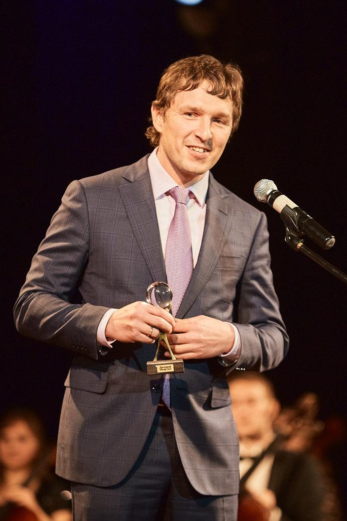 В Челябинске определен победитель премии «Человек года - 2016» 13