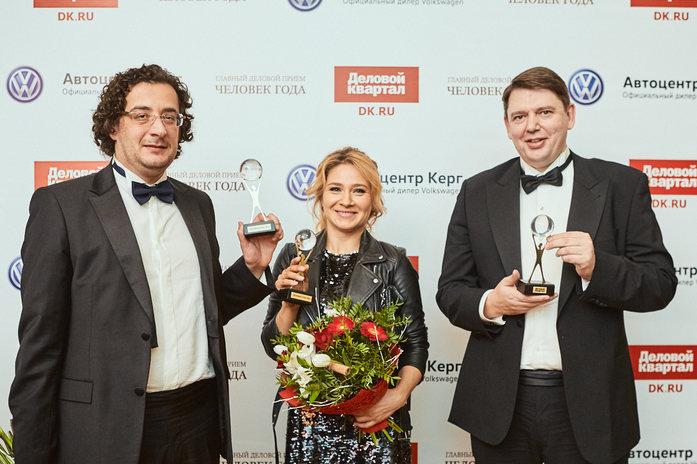 В Челябинске определен победитель премии «Человек года - 2016» 24