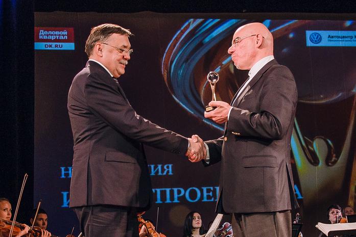 В Челябинске определен победитель премии «Человек года - 2016» 12