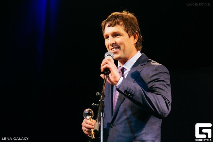 Премия «Человек года» попала в объектив проекта Geometria 6