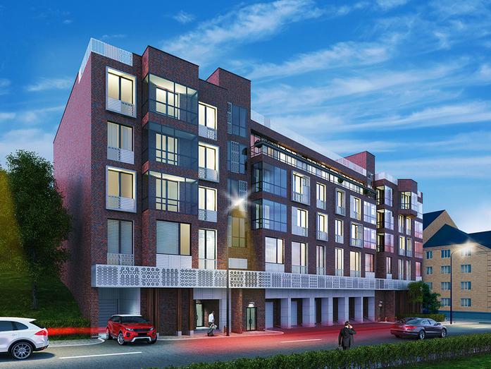 Жилой дом «Роттердам» был признан лучшим региональным жилым комплексом страны 1