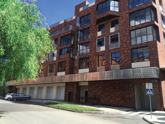 Жилой дом «Роттердам» был признан лучшим региональным жилым комплексом страны 2