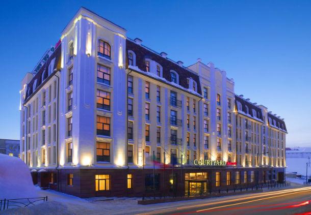 Власть меняется: что произошло в казанском отеле Marriott 1