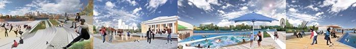 Челябинск могут застроить по немецким, петербургским и московским проектам 5