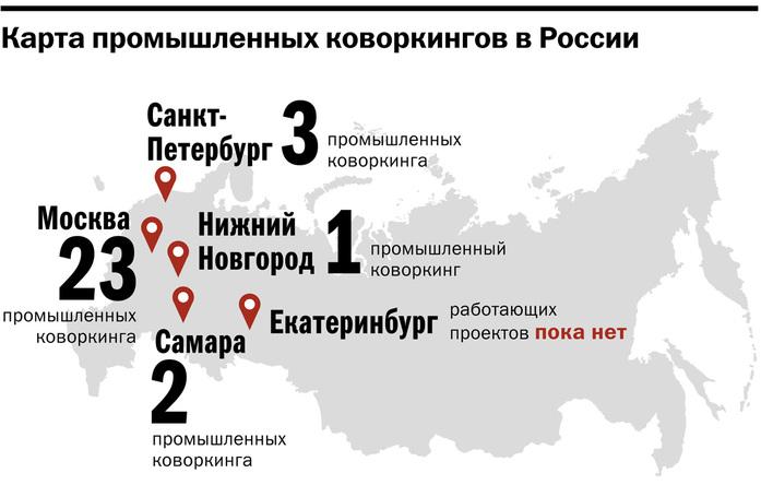 «Всего 2,5 млн руб. и ты первый на рынке». Как открыть производственный коворкинг на Урале 3