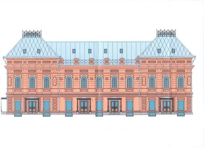 У «Пассажа» появится новый-старый сосед: как изменится облик ТЦ в центре Екатеринбурга 3